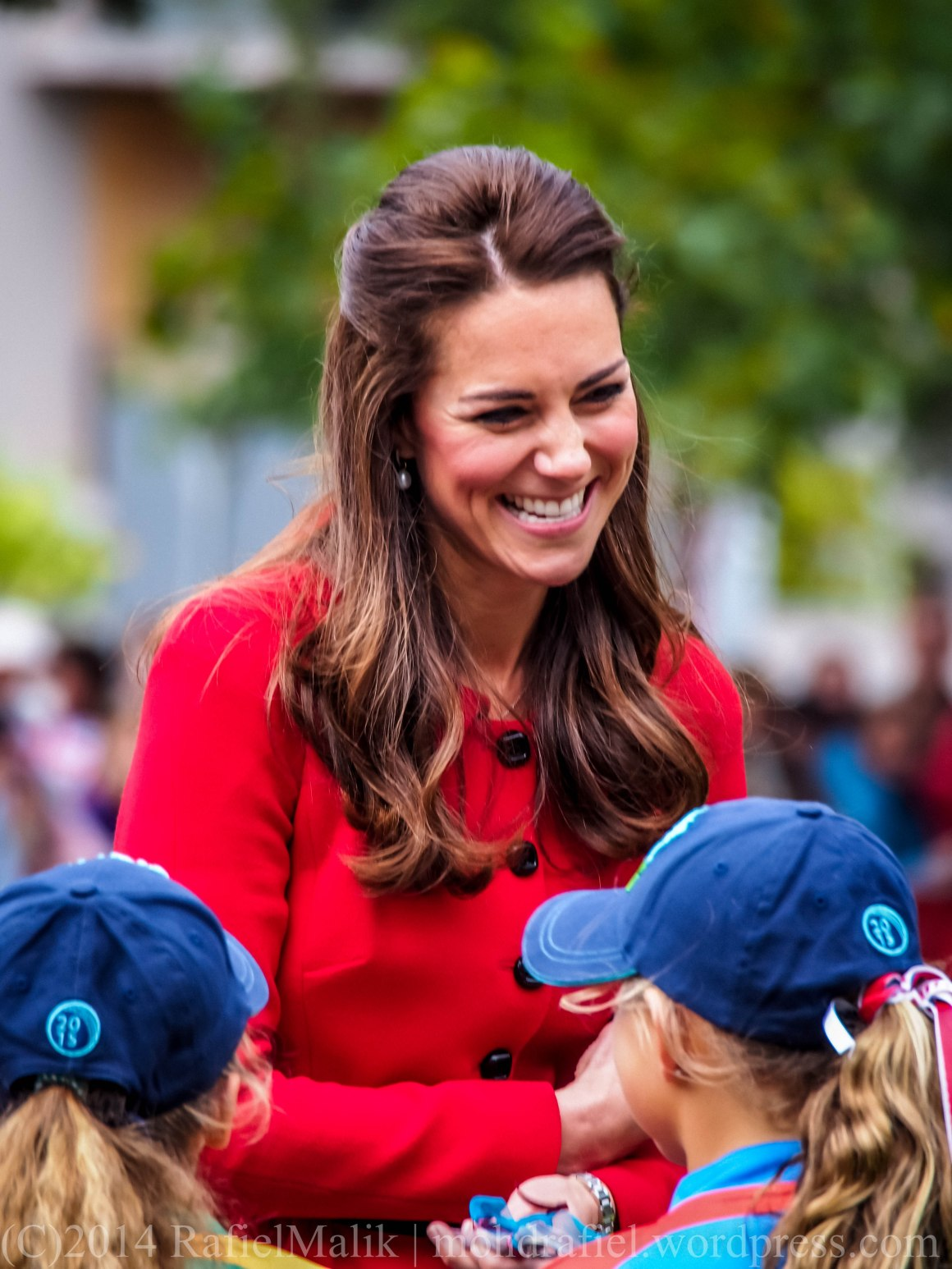 DUKE AND DUCHESS OF CAMBRIDGE | ROYAL VISIT 2014 | CHRISTCHURCH
